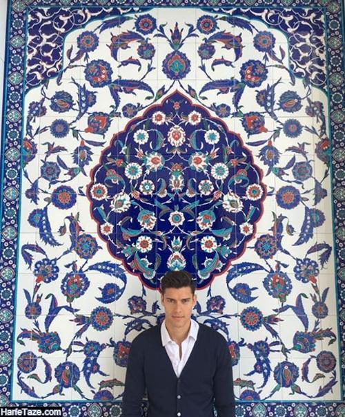 تصاویر میروسلاو اسلاووف بازیکن اوکراینی پدیده در ایران