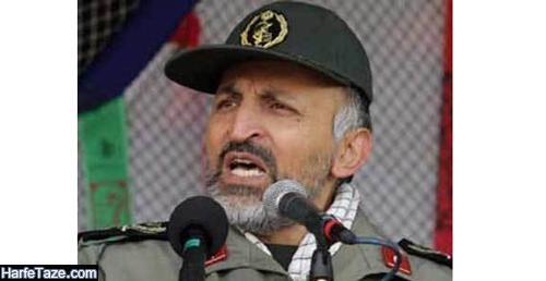 سردار محمد حجازی جانشین فرمانده سپاه قدس کیست؟