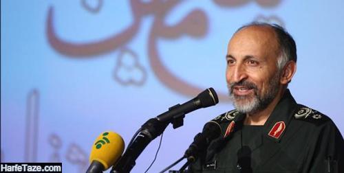 عکسهای شخصی سردار محمد حجازی جانشین فرمانده سپاه قدس
