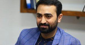 بیوگرافی و عکسهای وحید یامین پور مجری جنجالی و همسر و دو دخترش