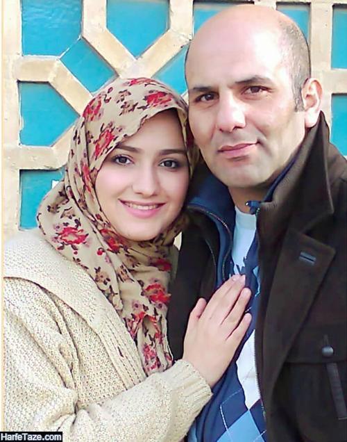 بیوگرافی زهرا خاتمی راد و همسرش محمد بلخاری