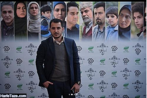 پسر محمد شریعتمداری بازیگر نقش صالح در سریال از سرنوشت