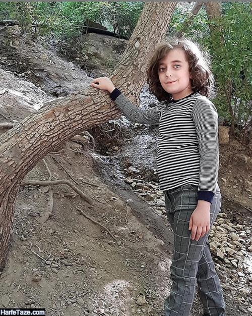 آریا جوکار بازیگر خردسال