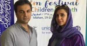 بیوگرافی و عکسهای بهناز نادری و همسرش بهزاد داوری + ازدواج و عکس همسر