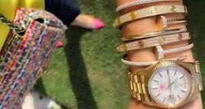 جدیدترین مدل دستبند دخترانه اسپرت ۲۰۲۰ – ۹۹