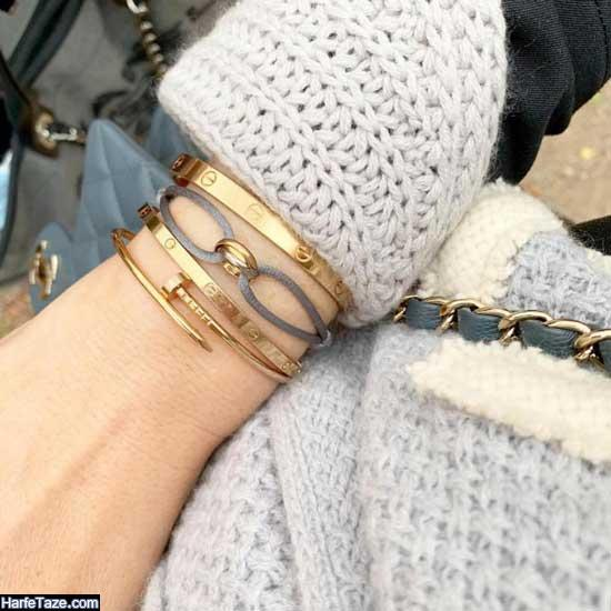 جدیدترین مدل دستبند دخترانه اسپرت ۲۰۲۰