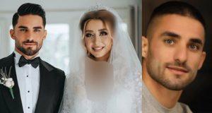 خبر و عکسهای ازدواج و دامادی میلاد محمدی فوتبالیست