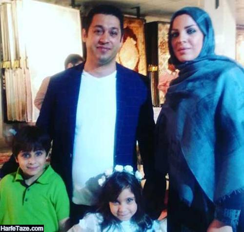 عکس خانواده فریماه احمدی