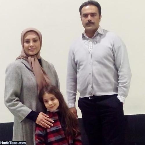 بیوگرافی و عکس های فریماه احمدی بازیگر نقش شیرین در سریال وارش