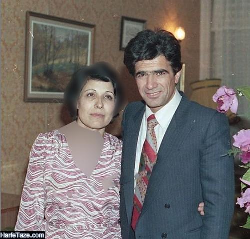 عکسهای فرخنده گل افشان همسر اول استاد شجریان