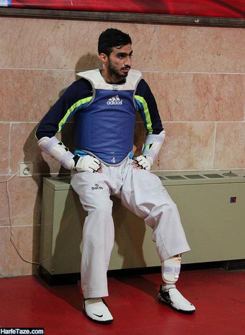 فرزاد ذوالقدری تکواندوکار ایرانی