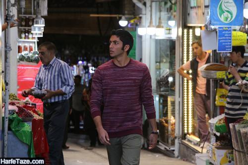 کیسان دیباج در فصل دوم سریال از سرنوشت
