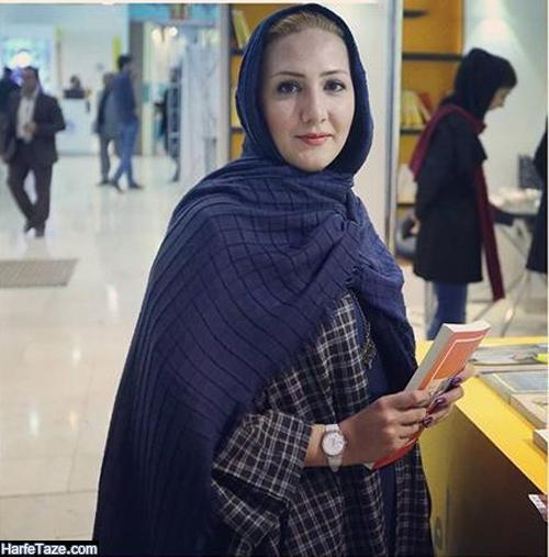 تصاویر گلاره جباری مجری تلویزیون