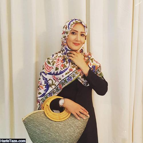عکسهای اینستاگرام گلاره جباری مجری تلویزیون
