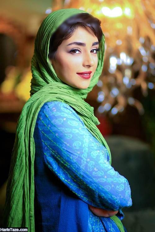 عکسهای شخصی هستی مهدوی فر بازیگر نقش اکرم در سریال جراحت