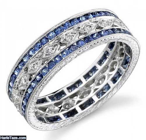 جواهرات آبی کلاسیک