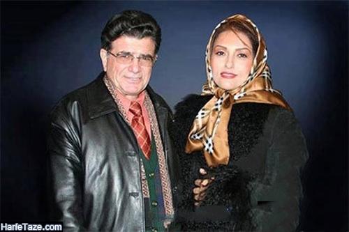 تصاویر بی حجاب کتایون خوانساری همسر دوم محمدرضا شجریان