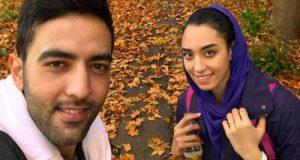 بیوگرافی و عکسهای کیمیا علیزاده تکواندوکار و همسرش حامد معدنچی + زندگی شخصی و جنجالها