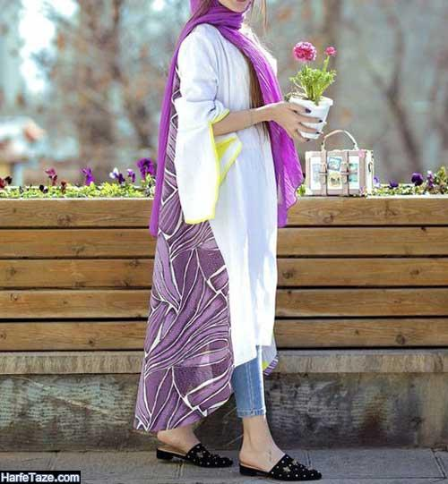 مدل مانتو مجلسی ۹۹ ویژه عید نوروز