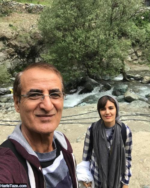 تصاویر شخصی میترا حجازی پور شطرنج باز ایرانی