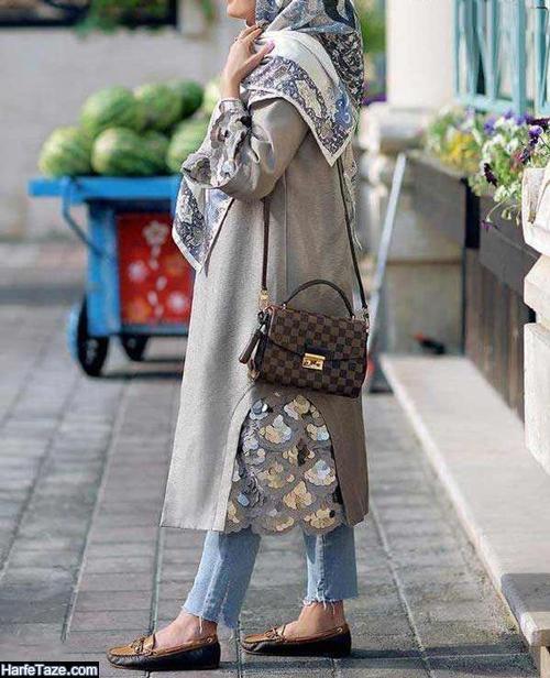 مدل مانتو عید 99 عید امسال