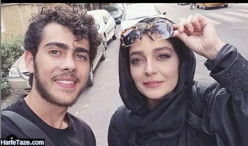 عکسهای شخصی محمدحسن معینی برادر رستا در سریال دلبازیگر