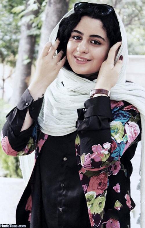 عکسهای شخصی فاطیما بهارمست بازیگر نقش نغمه در فصل دوم سریال از سرنوشت