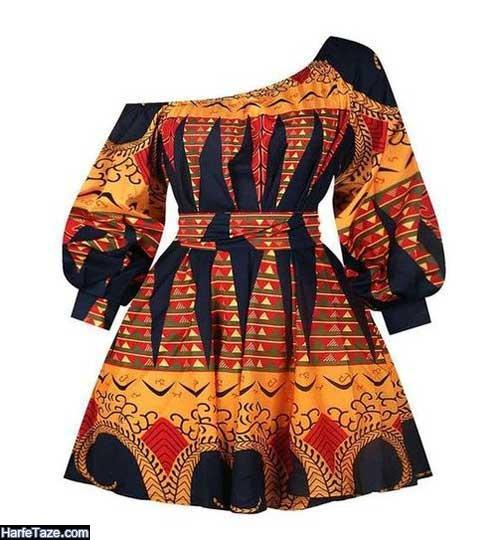 مدلهای جدید پیراهن کوتاه دخترانه ۲۰۲۰ - ۹۹