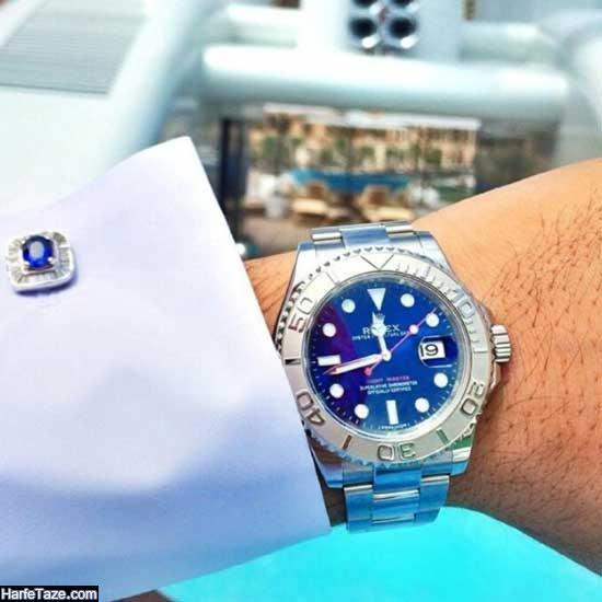 مدل ساعت مچی مردانه