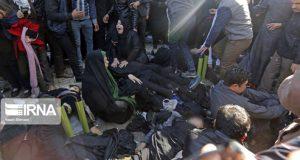 تعداد جان باختگان مراسم تشییع سردار سلیمانی در کرمان