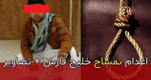 اعدام تمساح خلیج فارس +بیوگرافی و عکس تمساح خلیج فارس (عیسی بشکردی) و اعدام