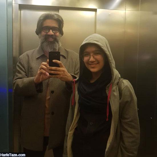 همسر دکتر علیرضا یارقلی کیست؟