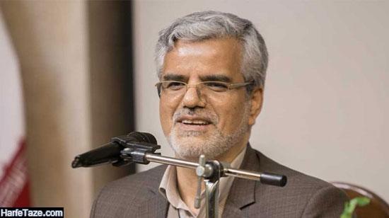 زندگینامه محمود صادقی