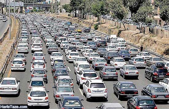 عوارض ورود به طرح ترافیک