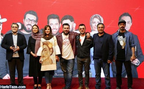فیلم شناسی حسین امیدی
