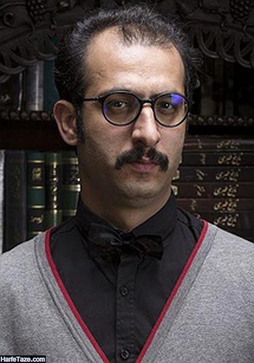 بیوگرافی حسین امیدی