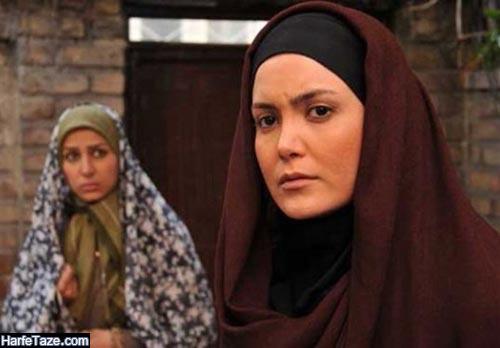 سامیه لک در سریال خانه بی پرنده