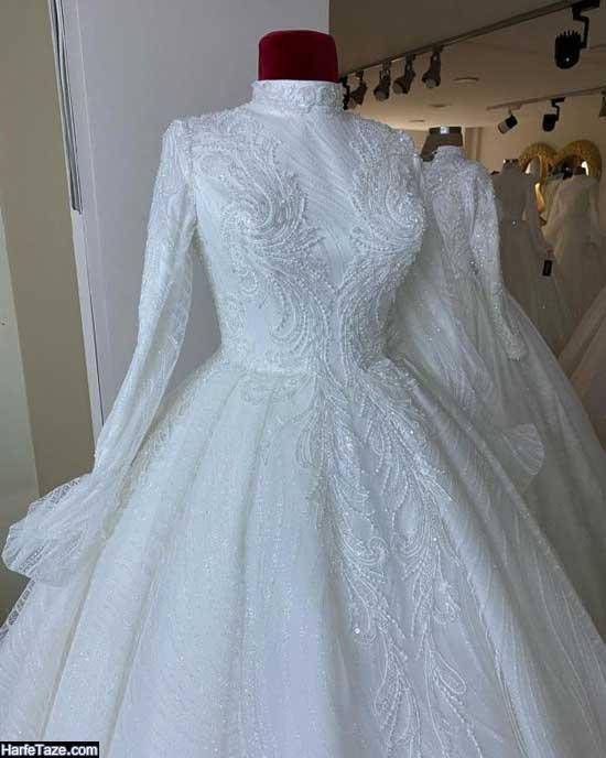 مدل های لباس عروس جدید 2020