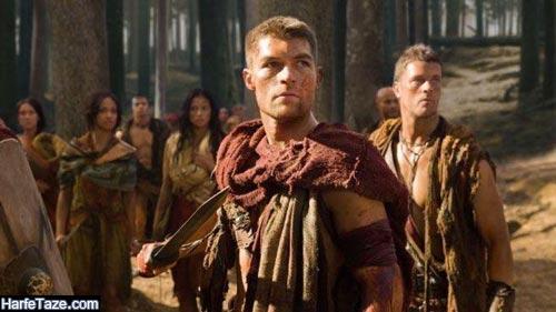 svdhg Spartacus- War of the Damned