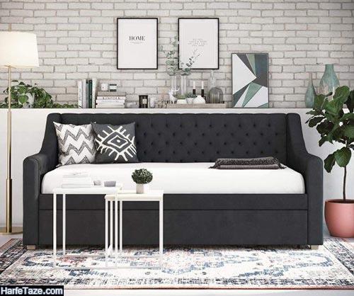 تخت خواب مبلی
