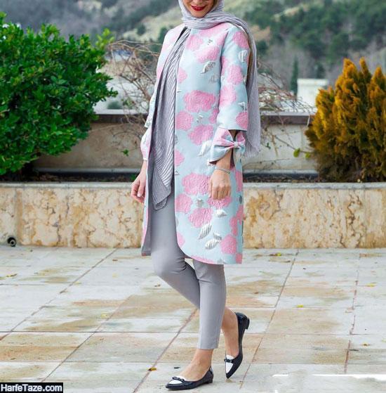 مدل مانتو بهاری عید 99