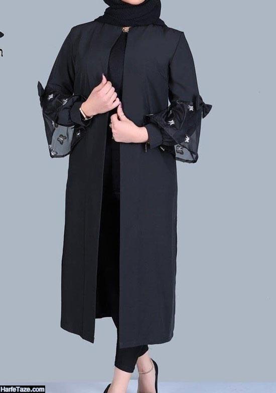 مدل مانتو بهاری 99