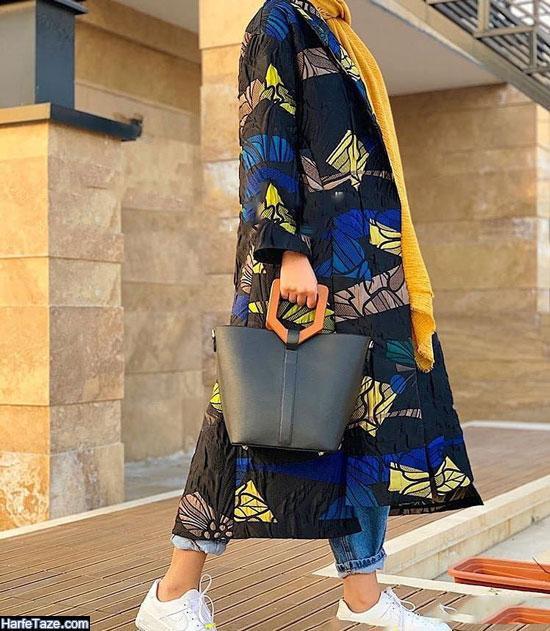 مدل مانتو بهاری دخترانه لاکچری