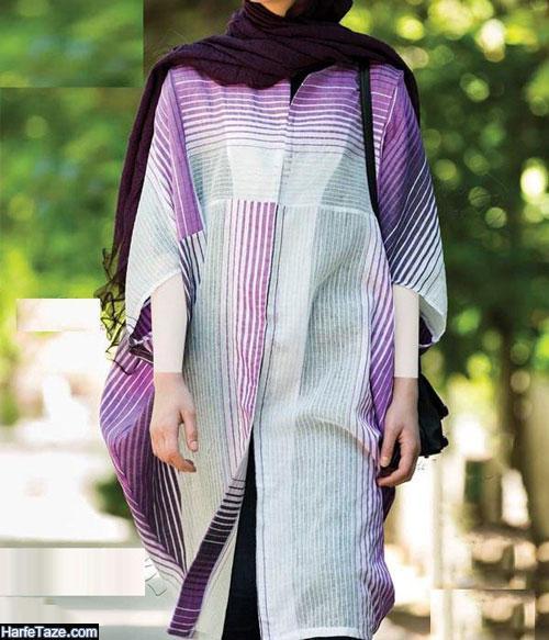 مدل مانتو کیمونو عروس 99