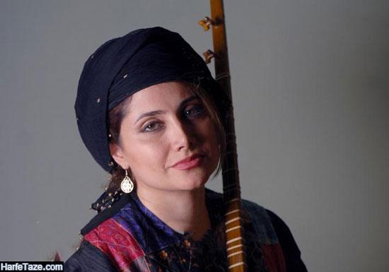 زندگینامه مژگان شجریان خواننده و نوازنده