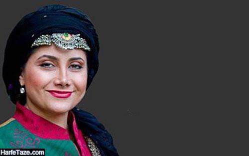 عکس و بیوگرافی مژگان شجریان دختر استاد شجریان و همسرش محمدعلی رفیعی
