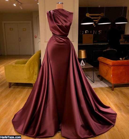 مدل لباس نامزدی شیک