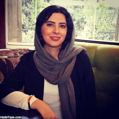 نازنین احمدی بازیگر