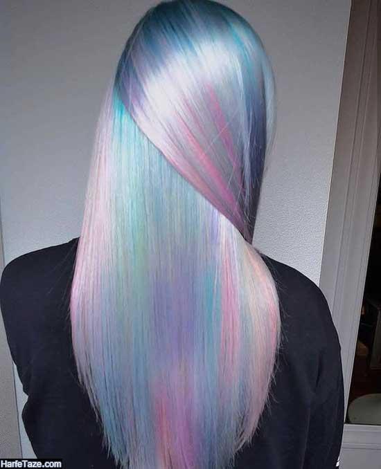 مدل رنگ مو نوروز 99