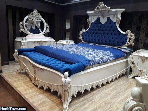 مدل تختخواب 2 نفره 99
